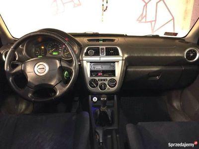 używany Subaru Impreza
