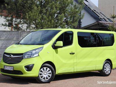 używany Opel Vivaro B long