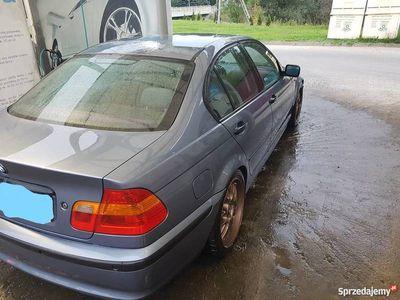 używany BMW 2002 E46 seria 3 rok produkcji
