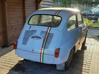 używany Fiat 600 abarth