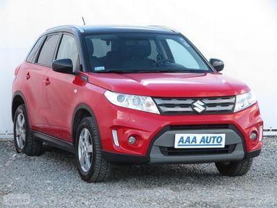 używany Suzuki Vitara II Salon Polska, Serwis ASO, 4X4, Klimatronic, Tempomat,