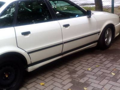 używany Audi S2 B4Klasyk Special Edit LPG Biały Sportowy Unikat