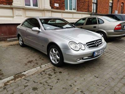 używany Mercedes CLK200 1.8dm 2004r. 161 000km