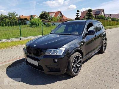 gebraucht BMW X3 II (F25) 3,0diesel M-pakiet sport 258KM f25 zamiana raty