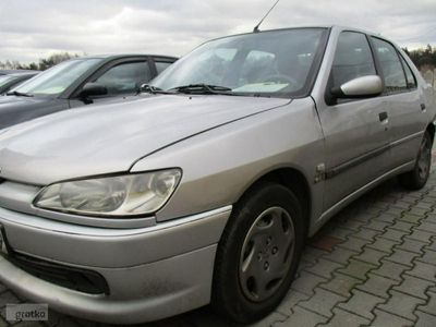 używany Peugeot 306 raty bez banku -zamiana 2.0 2002r.