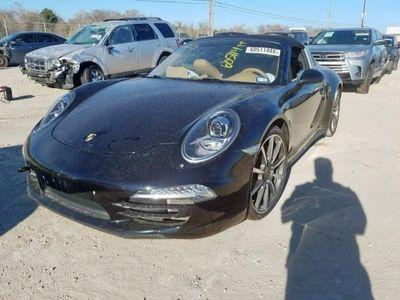 używany Porsche 911 3.8dm 420KM 2018r. 7 827km