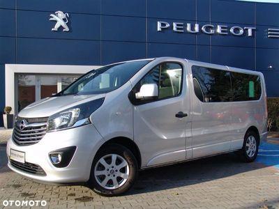 używany Opel Vivaro II