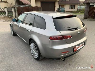 używany Alfa Romeo 159 I Raty/Zamiana Gwarancja śliczna super stan nowe opony