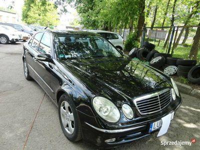 używany Mercedes E200 Kompresor