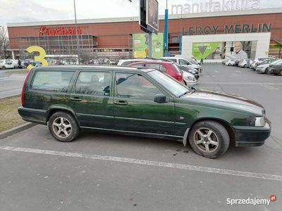 używany Volvo V70 TDI 2000r