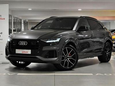 używany Audi Q8 3.0TDI quattro 286KM, Matrix HD LED, pneumatyka,, Gliwice