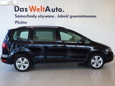 used Seat Alhambra 2.0dm3 150KM 2017r. 23 126km Style 2.0 TDI 150 KM Salon Polska VAT 23%