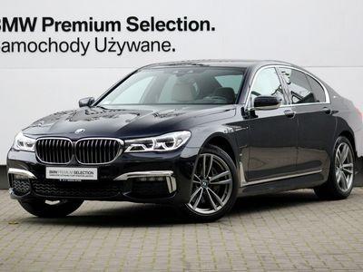 używany BMW 740 e
