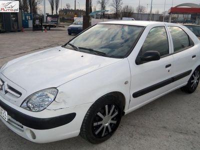 brugt Citroën Xsara 1.4dm3 75KM 2003r. 213 000km !!!Targówek!!! 1.4 Benzyna, 2003 rok produkcji