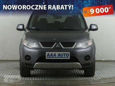 używany Mitsubishi Outlander II Salon Polska, 1. Właściciel, Serwis ASO, 4X4, VAT 23%,