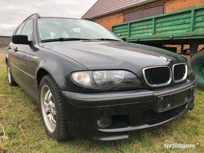używany BMW 318 e46 Kombi i