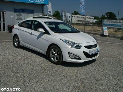 used Hyundai i40 salon pl. el.szyby lusterka AC 1.7 2013r. automatyczna klima.