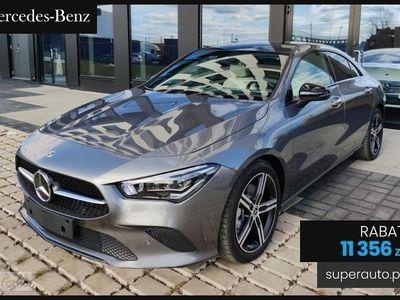 używany Mercedes CLA180 Klasa CLA Progressive 1.3(136KM) PROGRESSIVE   Pakiet Premium Plus + P