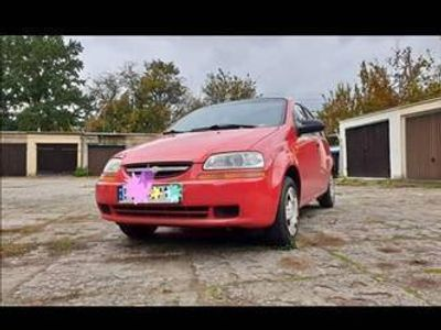 używany Chevrolet Aveo 2004r
