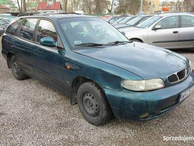 używany Chevrolet Nubira 1.6 benzyna, 1997 rok KOMIS TYSIAK