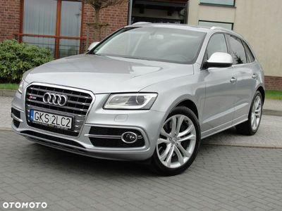 używany Audi SQ5 3dm3 313KM 2014r. 157 319km 3.0TDI Bi Turbo Quattro 313KM Xenon Led Navi Alcantara Webasto Zadbany