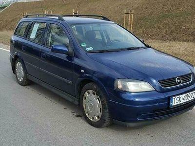 używany Opel Astra II kombi 2,0 CDTI 101KM 2004r 202900km