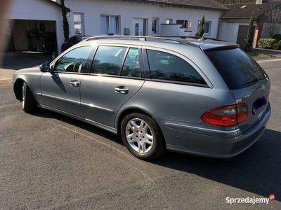 używany Mercedes E220 CDI Automatik Elegance DPF Facelift