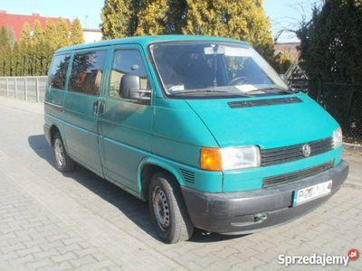 używany VW T4 2.5 TDI 102 KM. 1996 R. 9 OSOBOWY