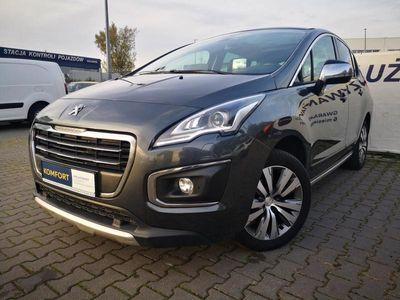 używany Peugeot 3008 1.6 BlueHDi Allure S&S