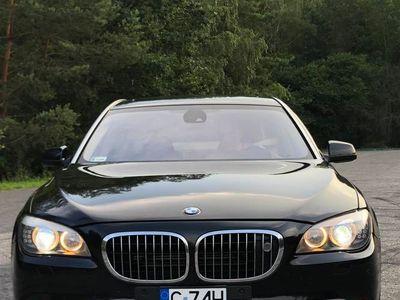 używany BMW 750L Seria 7 F02 I XDriwe Tvin Power Turbo FUL Wypas