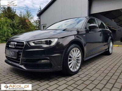 używany Audi A3 1.4dm3 150KM 2015r. 41 200km TFSI 150 KM STronic SLine Salonowy