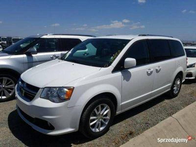 używany Dodge Grand Caravan Grand CaravanSXT V6 benz. 3.6 283KM FWD 6-bieg. automat 2018 V (2007-)