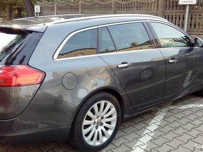 używany Opel Insignia kombi 2009 r,super zadbany