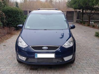 używany Ford Galaxy 2,0 benzyna, 2009r, 7-osobowy, zadbany, Łódź