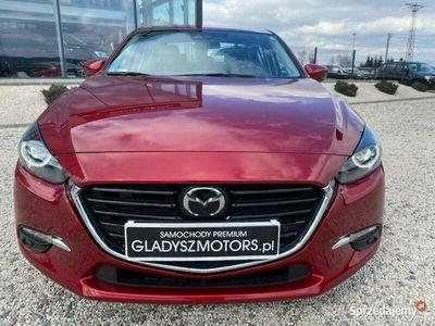 używany Mazda 3 stan idealny III (2013-)