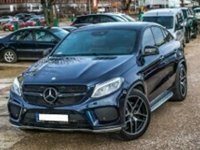 używany Mercedes 450 Klasa GLE C292 COUPEAMG /43AMG/ 4Matic