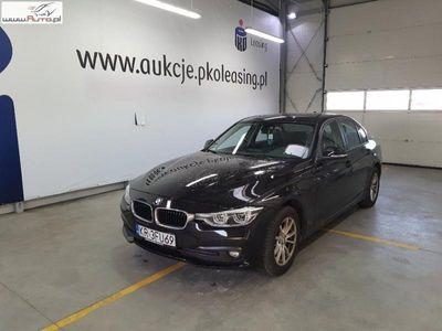 gebraucht BMW 316 316 2dm3 116KM 2017r. 19 838km Seria 3 [F30/F80] 15-, d