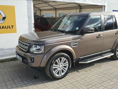 używany Land Rover Discovery 4 3.0 SD V6 HSE