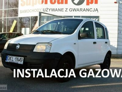 używany Fiat Panda Panda IIVAN, VAT 23%, Salon PL, LPG, GAZ, Gwarancja!!