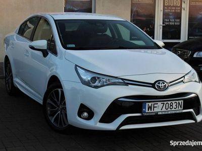 używany Toyota Avensis III Business 2.0 D4D 143KM Salon PL 1WŁ FV23% Tempomat Gwarancja Fabrycz