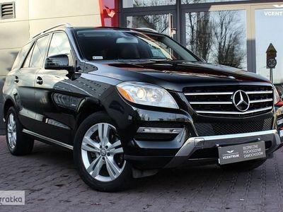 używany Mercedes 350 Klasa ML W166