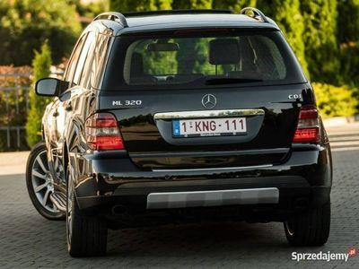 używany Mercedes ML320 ML320CDI Jasne Skóry Full Opcja ! po Opłatach ! W164 (2005-)