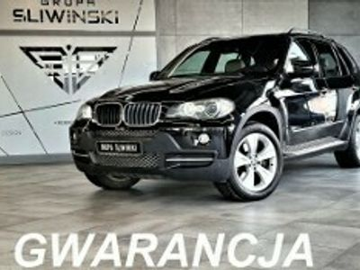 używany BMW X5 E70 3,0D PANORAMA SPORT XENON PAMIĘĆ SKÓRA LED TV