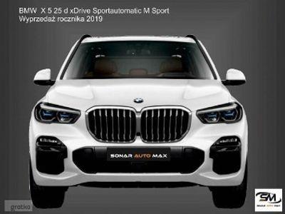 używany BMW X5 2dm 235KM 2020r. 21 800km