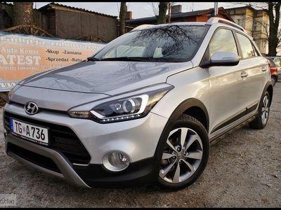 używany Hyundai i20 II 1.4 Benzyna Active Klima PDC Alu Led 7 Tyś/km, Wągrowiec