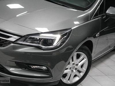używany Opel Astra Salon Polska*I rej 2018*34000km przebiegu*Nawigacja*Czujniki, Łódź