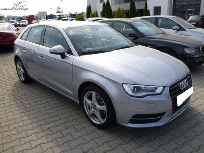 brugt Audi A3 A3 1.4dm3 125KM 2015r. 51 746km Benzyna, FV 23%, Gwarancja!!