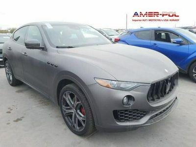 używany Maserati Levante 3dm 345KM 2019r. 33 600km