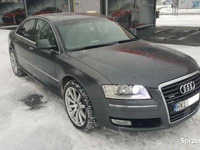 używany Audi A8 4.2TDI solar, radar, bixenon, bose, itp