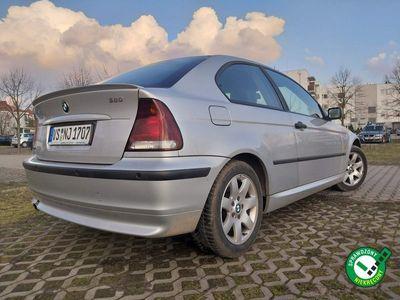 używany BMW 318 1.8dm 116KM 2004r. 171 000km